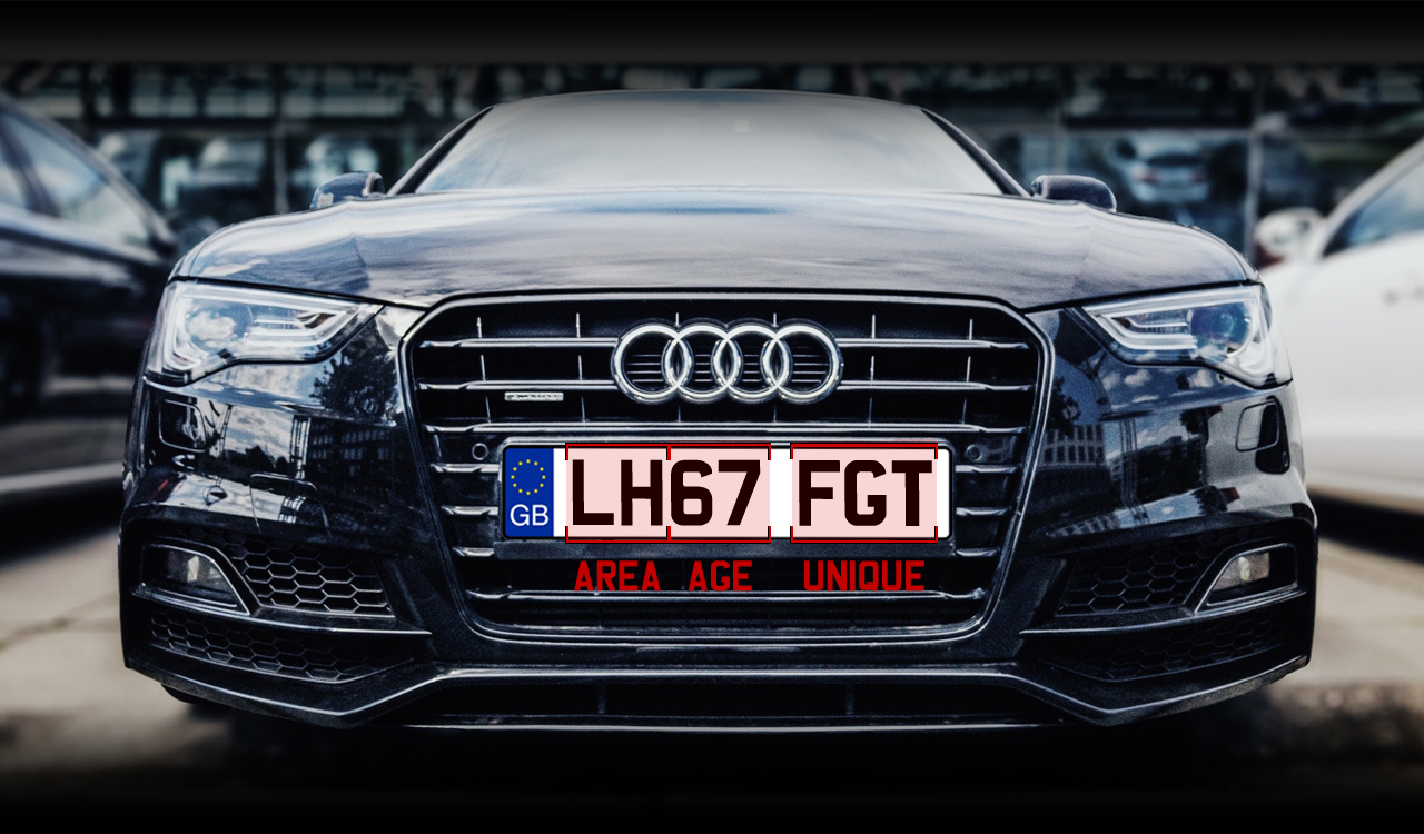 Can You Put a Prefix Number Plate on Any Car?