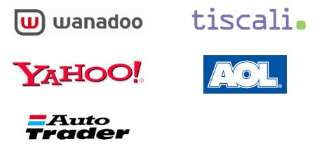 A selection of our existing affiliates