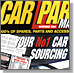 Car Parts Mart Number Plates Advert