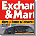 Exchange & Mark Number Plates Advert