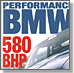 Performance BMW Number Plates Advert