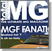 Total MG Number Plates Advert