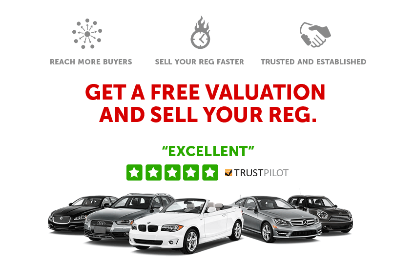 Terms of Selling a Private Registration